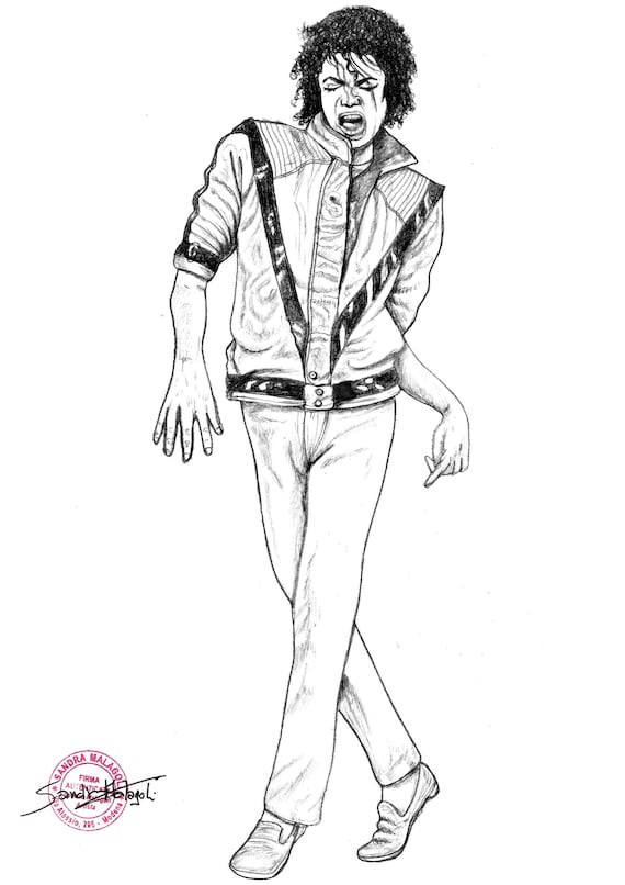 Printable Michael Jackson Coloring Pages | Coloring Me - Coloring Home | 806x570
