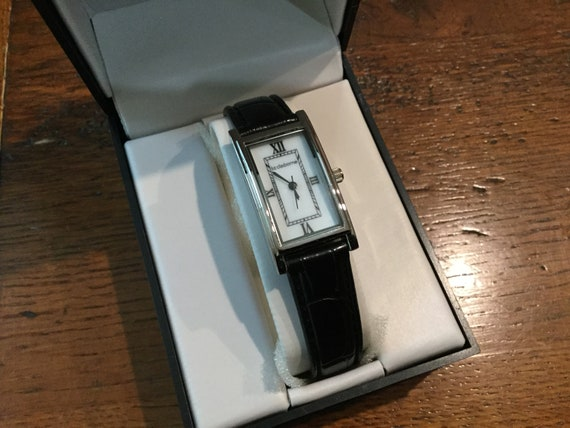 Liz Claiborne watch, vintage Liz Claiborne watch