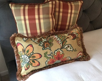 Country pillows