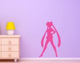 Sailor Moon Wall Sticker