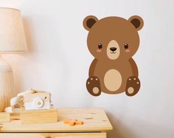 Teddy Bear Wall Sticker