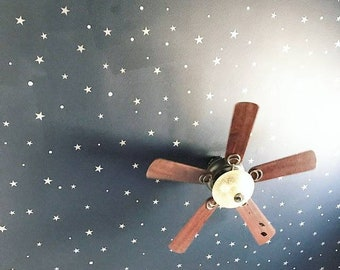 120 Ceiling Star Stickers