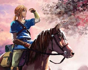 Link (Zelda: Breath Of The Wild) - Medium