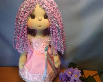Flower Fairy christmas Elf doll Fairy decoration Gift for child Rainbow Colorful Doll funny Little prince Angel doll Collectible Doll Pixie