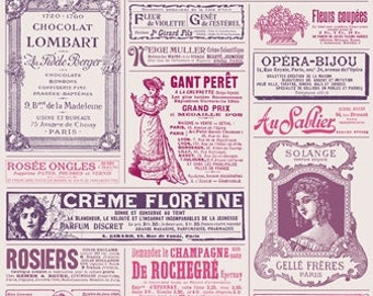 Vector  Vintage  | Vector Old French newspaper antique | Vintage Vector| Old  newspaper