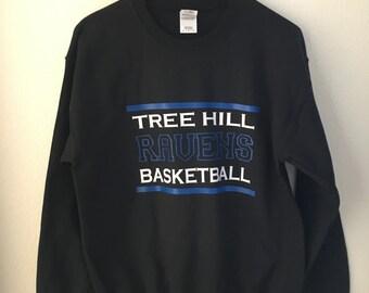One Tree Hill Ravens basketball sweatshirt or t shirt OTH
