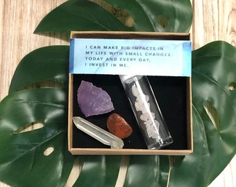 Crystal Intention Box