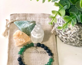 Crystal Starter Set with Diffuser Bracelet