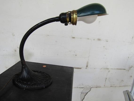 Antique Desk Lamp - Antique Desk Lamp Etsy