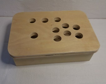 One Player Wooden Arcade Game Control Panel, Raspberry Pi, Mame, PC
