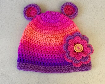 7bc5f181b5e Crocheted hats for babies children teens and by DesignsBuyKathi