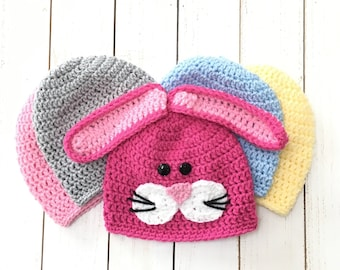 0dd7e44d974 Easter bunny hat