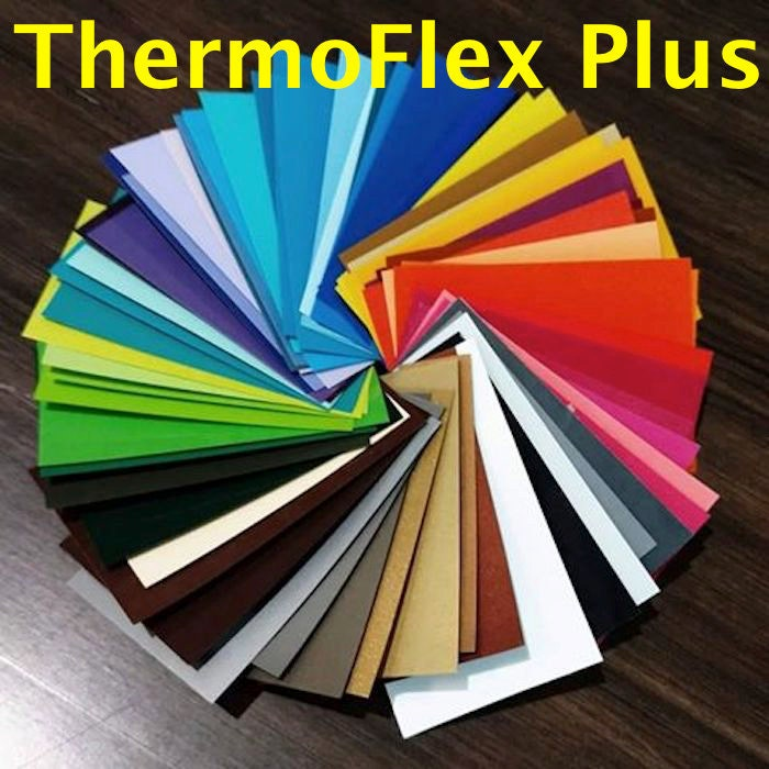 Thermoflex Plus Heat Transfer Vinyl Sheets For Cricut And