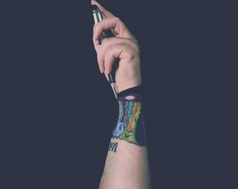 Addict with a Pen
