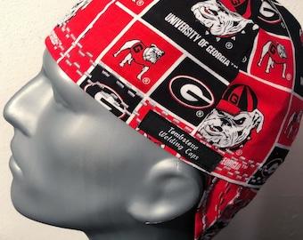 61ba2cf26b9 Georgia Bulldogs Welding Cap