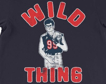 775786fcd Wild Thing Ricky Vaughn Cleveland Indian s Unisex T-shirt