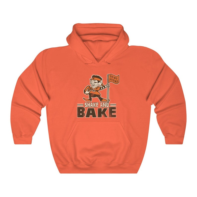 Shake And Bake Baker Mayfield Flag Plant Cleveland  c1d2c7e30
