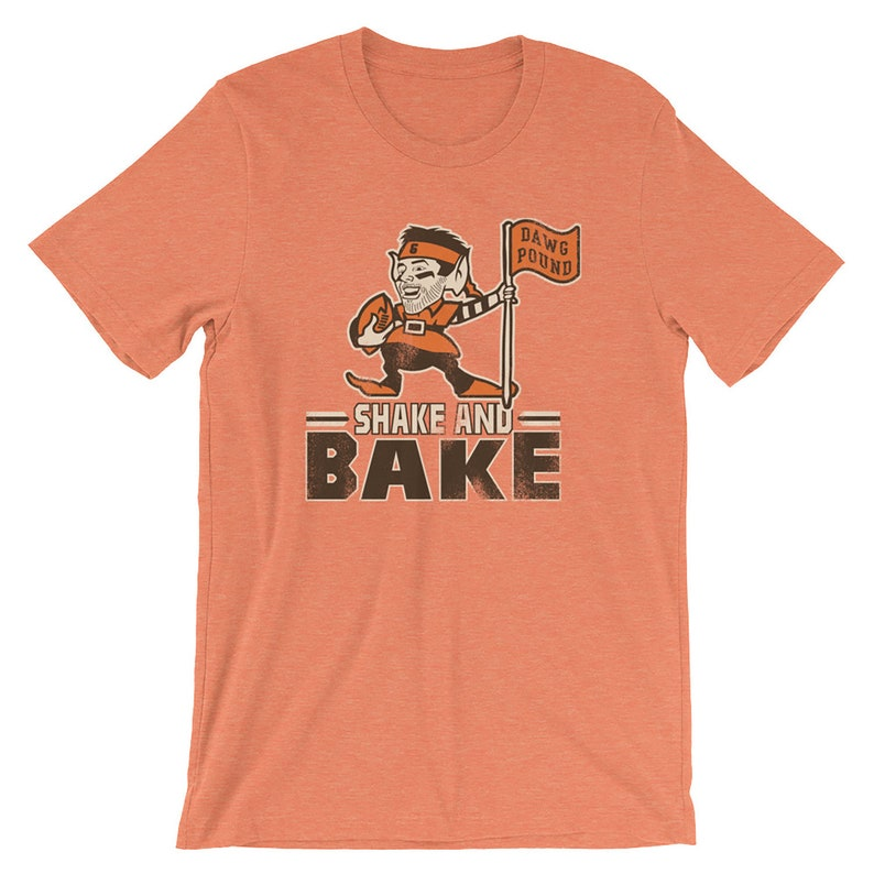 Shake and Bake Baker Mayfield Flag Plant Cleveland  7e2c5f783
