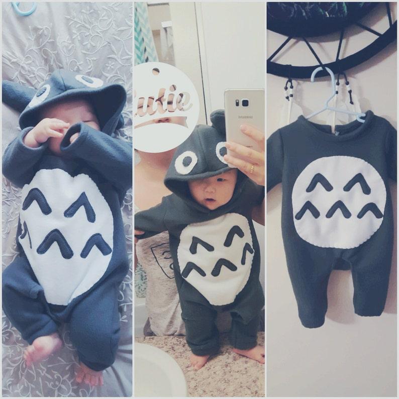 Totoro Baby Halloween Costume  5330ca201