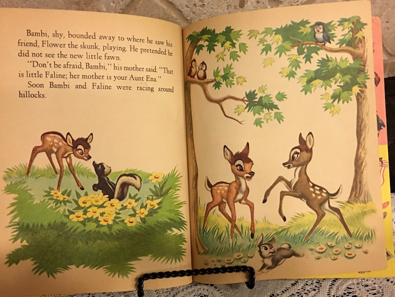 Aunt Ena Bambi