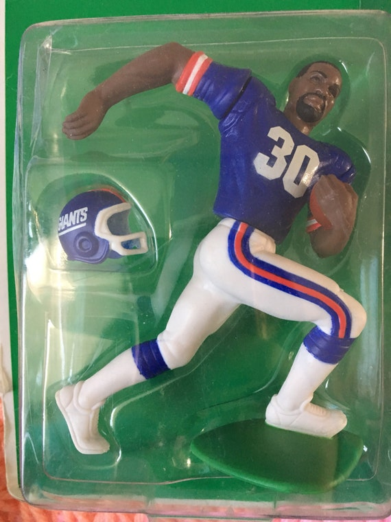 Starting Lineup 1990 NFL Dave Meggett figurine and card