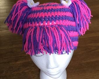Fairy hat, Baby hat, winter hat, beanie, baby prop, halloween costume, dress up, girls hat.