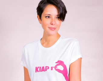 Kiap It Tee (Pink)