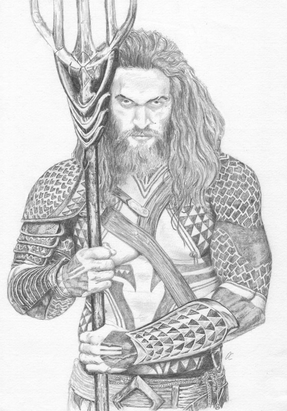 Aqua Man Pencil Drawing The Justice League Fan Art Print Etsy 17, 2001, it represented the culmination of a decade's worth of universe building, which began in the legendary series batman: etsy