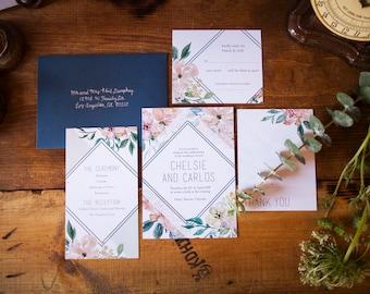 4 Piece Wedding Suite