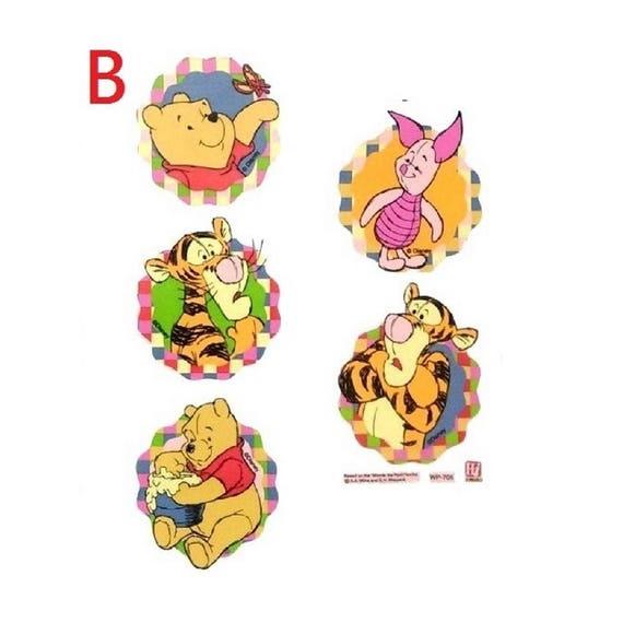 1 X Personnalisé Disney Nom Stickers Enfants Eau Boisson Bouteille//Lunchbox École