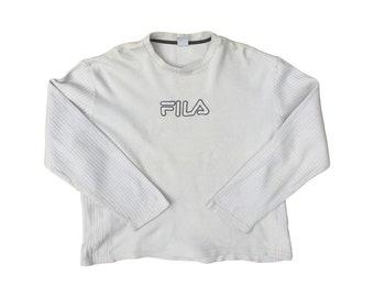 ea80022b9281 Retro Fila Sweatshirt - M