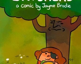 OatBread - comic zine