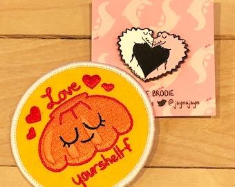 Love Patch & Pin Set