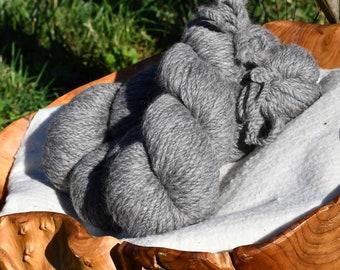 Eclipse's Medium Gray Alpaca Yarn
