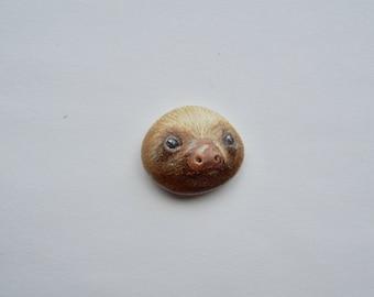 Baby Sloth Stone