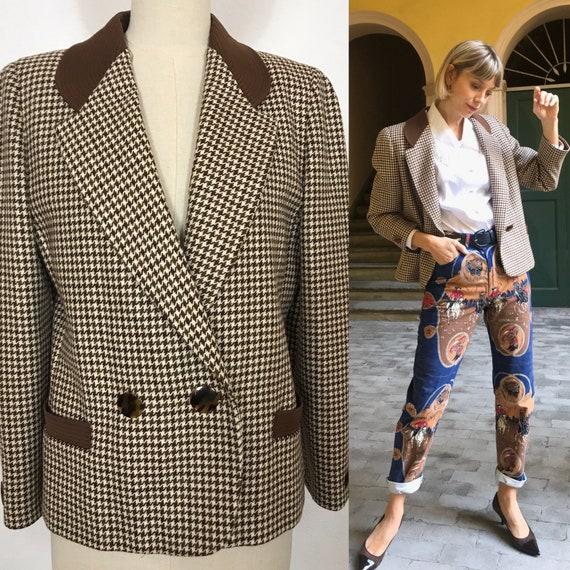 Lovely 1980's tweed blazer, Vintage blazer, Hounds