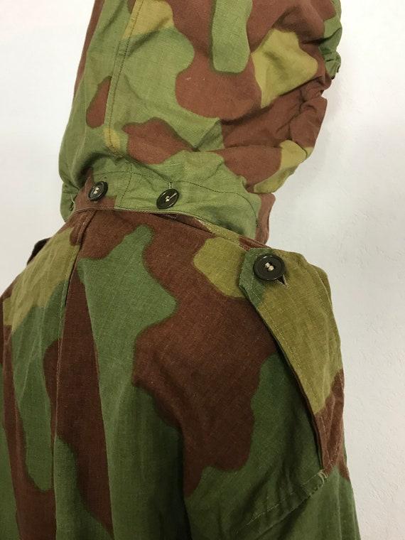 Vintage military jacket, Army jacket, Hunter jack… - image 9
