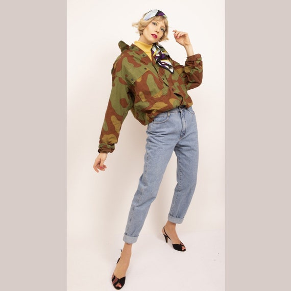 Vintage military jacket, Army jacket, Hunter jack… - image 4