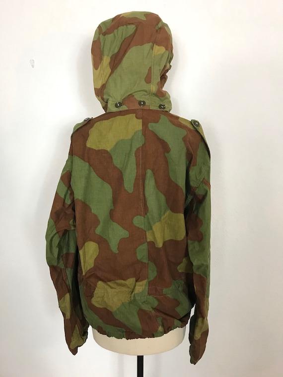 Vintage military jacket, Army jacket, Hunter jack… - image 7
