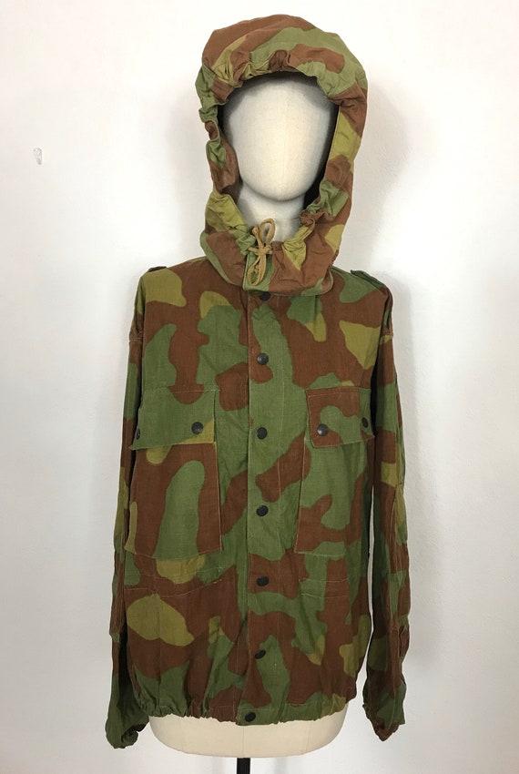 Vintage military jacket, Army jacket, Hunter jack… - image 5