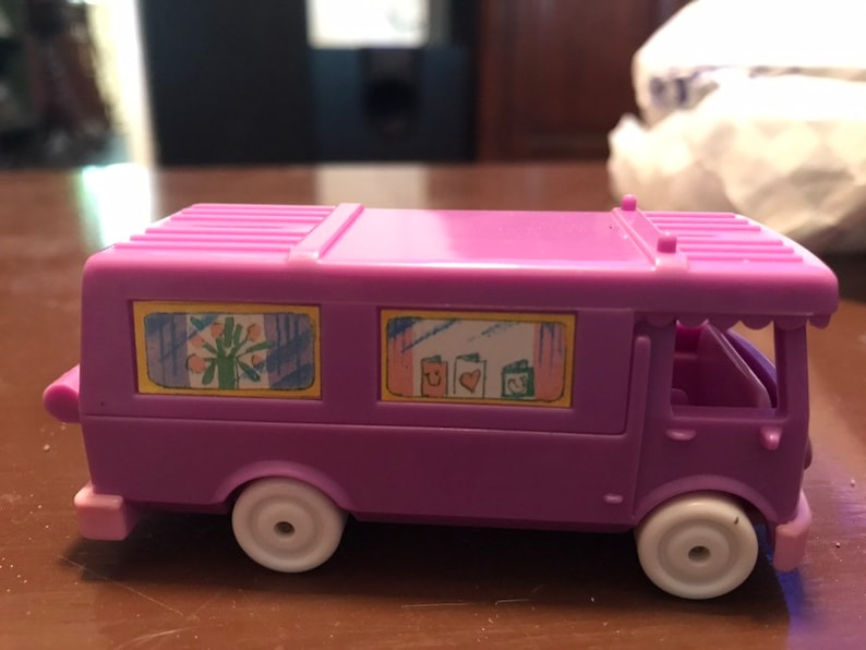 Polly Pocket Stable on the Go 1994