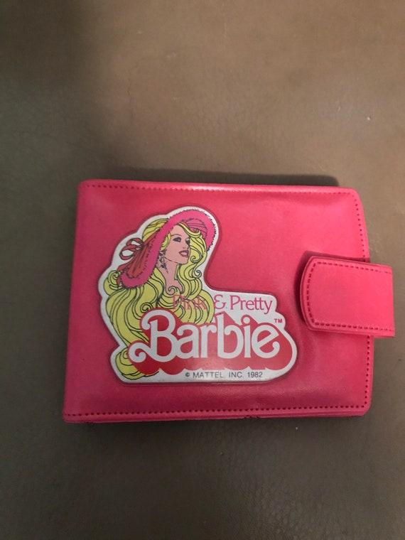 Vintage Barbie wallet