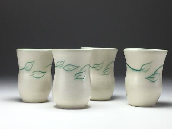 Four Vine Cups