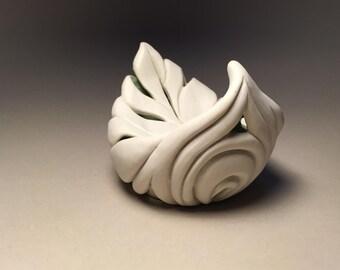 Porcelain Leaf