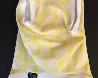 Dressy Poochy Top - Mellow Yellow