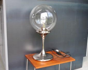 Chrome lamp 70s vintage