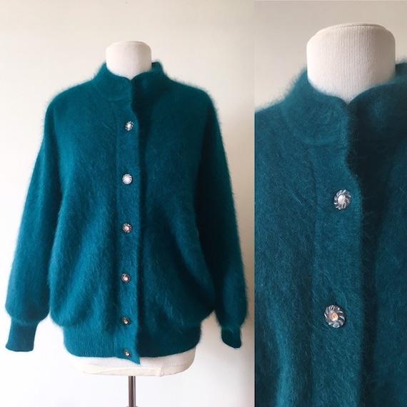 Jacket - vintage angora sweater