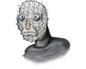 Pinhead (ORIGINAL ART)