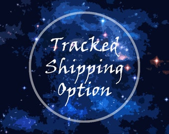 Tracked Shipping Option