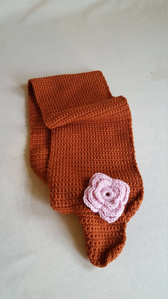 Downloadable Crochet Pattern For Neck Warmer With Crochet Etsy